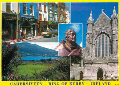 Picture Postcard: Ring Of Kerry, Cahersiveen (Multiview)