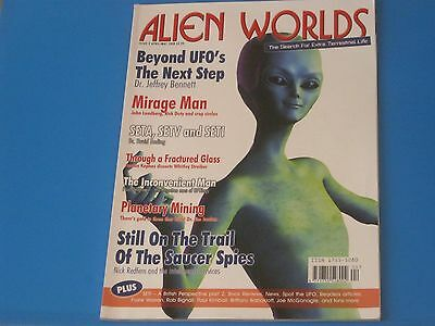 Alien Worlds Magazine - The Search For Extra Terrestrial Life - No.2 - May 2008