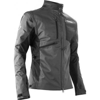 Acerbis Adults Enduro One Off Road Green Lane Jacket - All Grey
