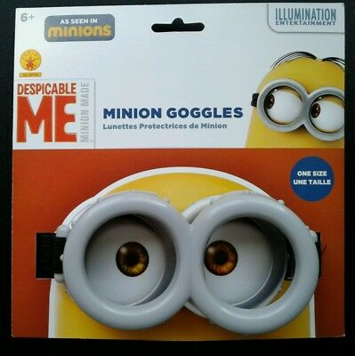 Minion Googles /one Size Fits All / New