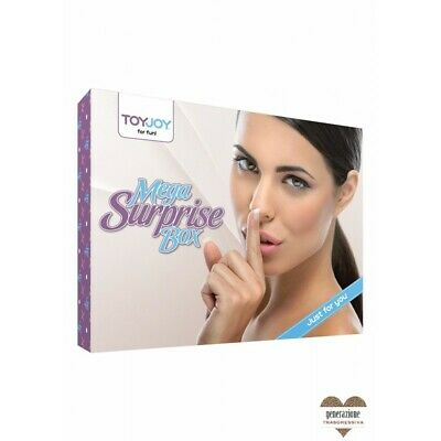 Sex Toys KIT DEL PIACERE MEGA SURPRISE BOX
