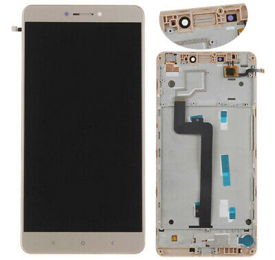 For Xiaomi Max Mi Max LCD Display Touch Screen Digitizer Replace Assembly Frame