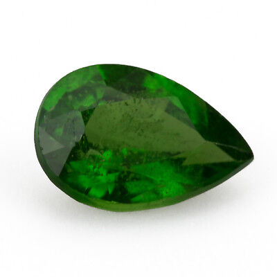 0.40 ct Tsavorite Garnet. Well saturated, forest green with great polish and cut