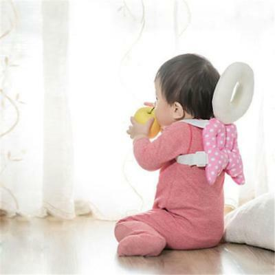 Baby Infant Walking Head Back Protection Protector Safety Pad Harness Cushion L