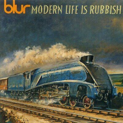 Blur - Modern Life Is Rubbish [2 LP] EMI MKTG