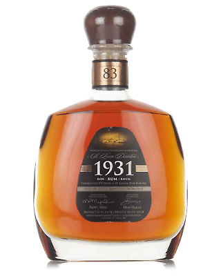 Chairman's Reserve 1931 4th Edition bottle Rum 700ml