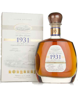 Chairman's Reserve 1931 6th Edition bottle Rum 700mL