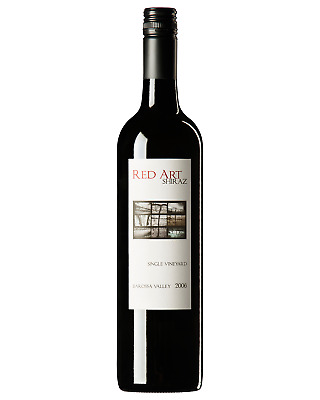 Rojomoma Red Art Shiraz 2006 Cellar Release case of 6 Dry Red Wine 750ml