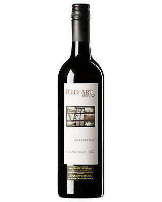 Rojomoma Red Art Shiraz 2010 Cellar Release case of 6 Dry Red Wine 750ml