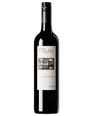 Rojomoma Red Art Shiraz 2015 case of 6 Dry Red Wine 750ml Barossa Valley