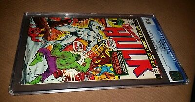 Incredible Hulk #162 CGC 9.0 Double Cover first appearance of Wendigo