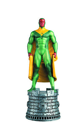 Eaglemoss Marvel Chess Collection 23 Vision White Rook
