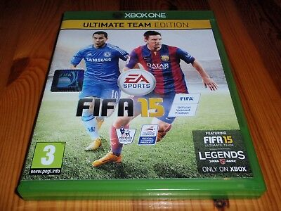FIFA 15 - Ultimate Team Edition for XBox One