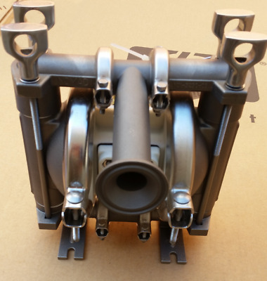 Stainless Double Diaghragm Pump Air Operated NTG15/SPPB/TF/TF/STF/TC TRANS-FLOW