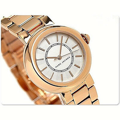 94635d4641afe NWT MARC JACOBS Womens Watch Yellow Gold SS Bracelet COURTNEY MJ3465 ...