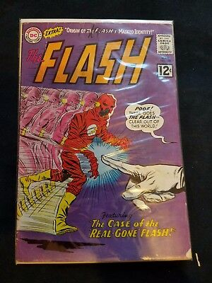 The Flash #128 (May 1962, DC)