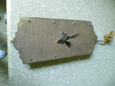 Antique Milk Scale, Improved Chatillons Spring Balance scale to Weigh 30 lbs