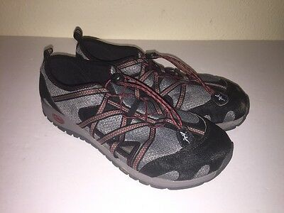 "Chaco Outcross Water Shoes, Kid's 6, ""Gunmetal"""
