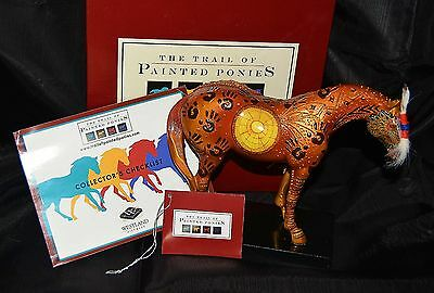 RETIRED  Trail of the Painted Ponies  REUNION OF THE FAMILY MAN  1E/1634