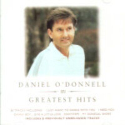 Daniel O'Donnell - Greatest Hits - Daniel O'Donnell CD KJVG The Cheap Fast Free