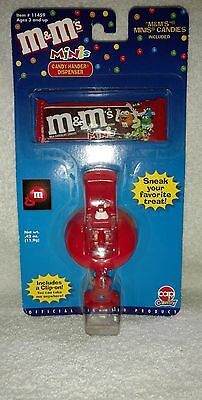 M&M's Red Character Minis Candy Hander Dispenser