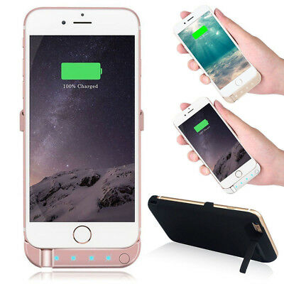 10000mAh External Battery Power Bank Charger Case Pack For iPhone 6 6s  7 8Plus