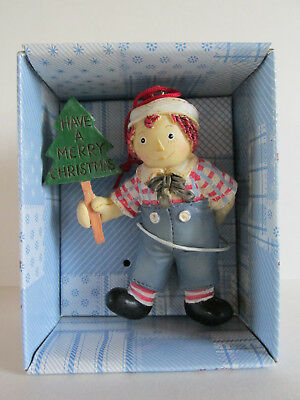 Raggedy Andy Ornament by Kurt S. Adler