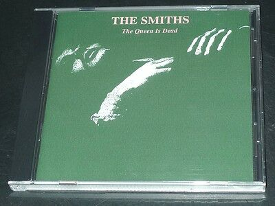 The Queen Is Dead by The Smiths CD