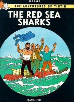 The Red Sea Sharks (The Adventures of Tintin) By Herge, L.L-. Cooper, M. Turner