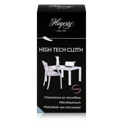 Hagerty High Tech Cloth - Extra weiches Mikrofasertuch 40x36cm (1er Pack)