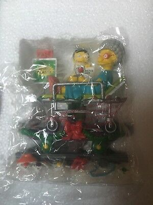 SIMPSONS Christmas Express Train A CHRISTMAS SPECIAL #36 Figurine Hamilton 2005
