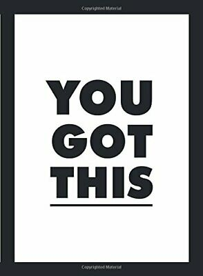You Got This by Summersdale Book The Cheap Fast Free Post