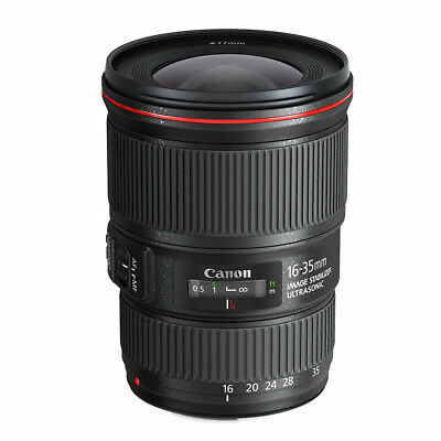 CANON EF 16-35mm f4 L IS USM EAN 4549292009903