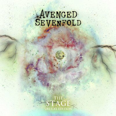 Avenged Sevenfold - The Stage (Deluxe) CD ALBUM NEW/ MINT (22ND DEC)