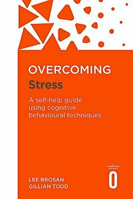 Overcoming Stress by Todd, Gillian Paperback Book The Cheap Fast Free Post