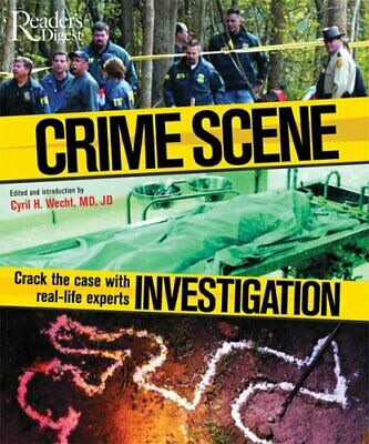 Crime Scene Investigation Book The Cheap Fast Free Post