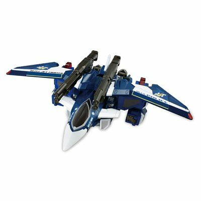 Tomica Hyper Rescue Drive Head Support Vehicle Blitz Jet Fighter Toy Figure