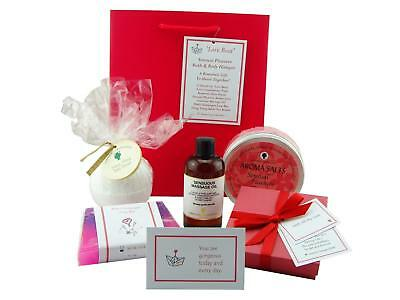 The Love Boat - 1st / First / Paper Wedding Anniversary Gift Hamper Him Or Her
