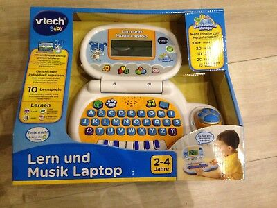 vtech active lern laptop und 1 next kinder laptop eur 15. Black Bedroom Furniture Sets. Home Design Ideas