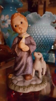 Vintage ~ GOEBEL ~ THE FIRST NOEL ~ Porcelain Figurine ~ BH114 ~ 2000
