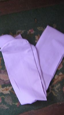 Lilac Colour Knee Highs/socks.free Size.brand New