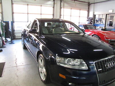 2008 Audi A6 S-LINE 08 AUDI A6 3.2 QUATTTRO S-LINE,NEW TIMING CHAINS +TENTIONERS 2 OWNER SUPER CLEAN