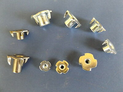 M3 M5 M8 M10 and M12 Captive T Nuts Pronged Tee Nuts Blind Nuts.CHEAPEST ON EBAY