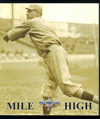 NEW! Mile High Card Company Auction Catalog December 7 2017 Babe Ruth Cover!