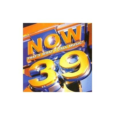 Various Artists - Now That's What I Call Music! 39 - Various Artists CD FSVG The