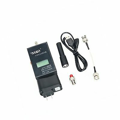 NSKI Mini Radio Frequency Meter With CTCSS/DCS Decoder or Handheld Portable F...