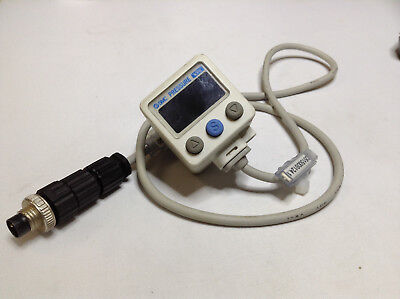 SMC ZSE40A-01-T Digitaler Drucksensor Schalter Digital Pressure Sensor Switch