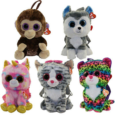 b09e8bdc5b3 TY Gear Beanie Boos     BACKPACK     Choose your Own Favourite Animal