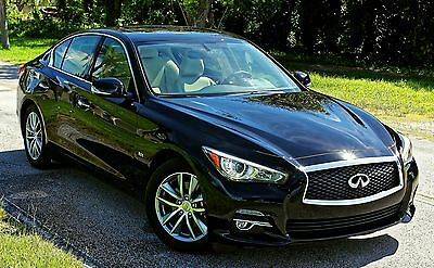 2016 Infiniti Q50 Premium Sedan 4-Door For sale 2016 Infiniti Q50 3.0T Premium!!!