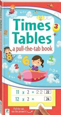 NEW Times Tables   Board Book Free Shipping
